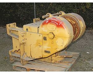 Caterpillar D8L Winch