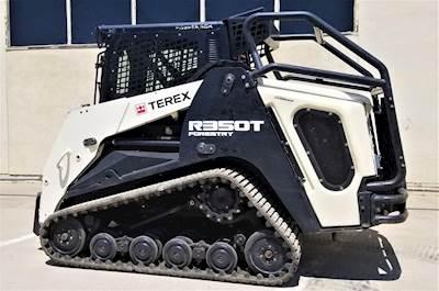 2016 Terex R350T Forestry Mulcher