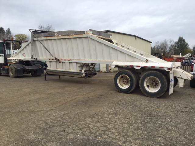 bottom trailer Cts dump