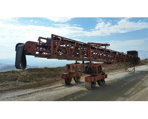 Fisher 36x130 Conveyor / Stacker