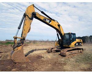 Caterpillar 325DL Crawler Excavator