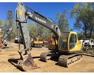 Volvo EC140B LC Crawler Excavator