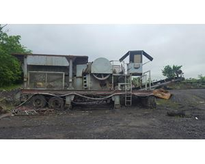 Armadillo 2436 Crushing Plant