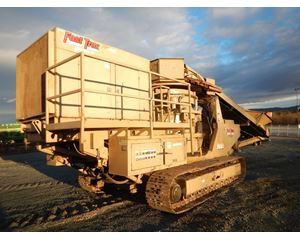 KPI-JCI FT300DF Crushing Plant