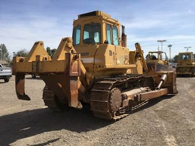 1989 Dresser TD20G Dozer with Ripper For Sale - Redding, CA | Mittry