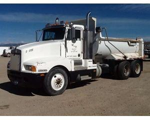 Kenworth T600 Heavy Duty Dump Truck