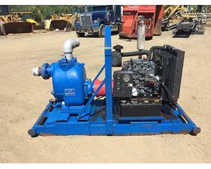Gorman-Rupp T4A3-B Pump