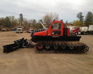 LMC 3700C Snow Removal Equipment