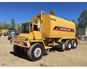 Advance WATER BUG 6000 Water Tank Truck