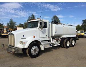 Kenworth T800 Water Truck