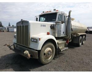 Kenworth W900B Water Truck