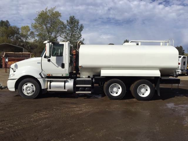Cab Redding Ca >> 2011 International ProStar Water Truck For Sale, 289,881 Miles | Redding, CA | 9542964 ...
