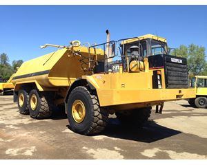 Caterpillar D400E Water Wagon