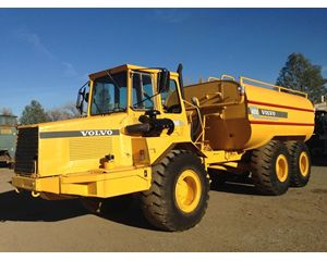 Volvo A25 Water Wagon