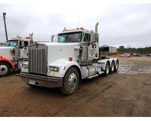 Kenworth W900 Winch / Oil Field Truck
