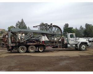 Mack RD690S Winch / Oil Field Truck