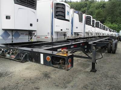CIMC 2009 CIMC - 20/40/45 CHASSIS Container Chassis