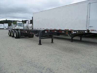 2009 CIMC 20/40/45 Chassis Container Chassis
