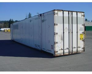 Wabash Duraplate- High Cube Dry Freight Domestic- Container Container / Storage Trailer