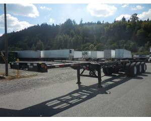 CIMC TRI-AXLE 40-45-48-53- STRETCH CHASSIS Container Trailer Chassis