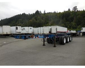 Pratt Container Trailer Chassis