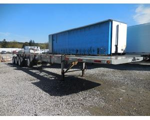 RAJA 4 Axle- Super Chassis Container Trailer Chassis