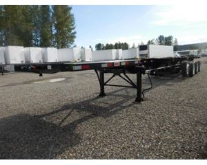RAJA Container Trailer Chassis