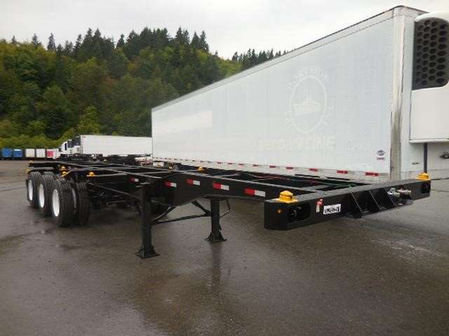 Container Chassis Lights : Raja container trailer chassis for sale orting wa