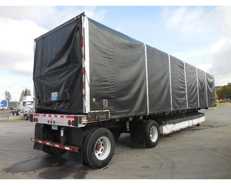 Clean Plastic Shower Curtain Mac Flatbed Trailers