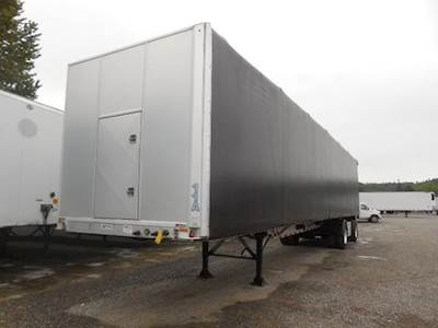 2005 Reitnouer ALL ALUMINUM ROLL TARP CURTAIN VAN Curtain Side Trailer