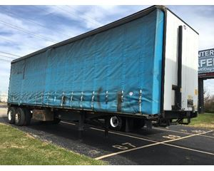UTILITY Tautliner- Curtain Van Curtain Side Trailer