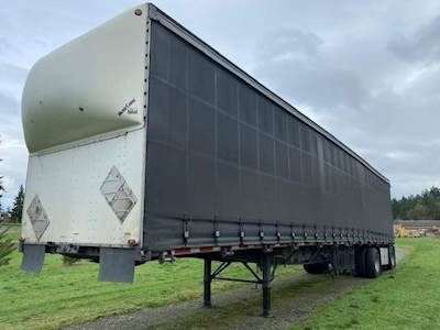 2006 Western ELITE SPREAD AXLE CURTAINSIDE Curtain Side Trailer