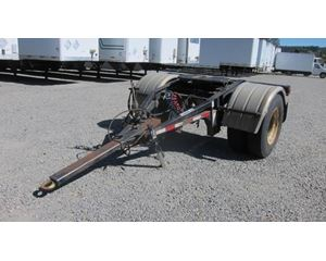 DOEPKER LONG REACH EXTENDABLE CONVERTER DOLLY Dolly Trailer