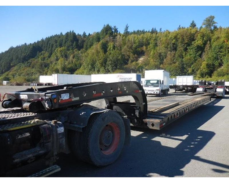 Double Drop Trailer : Rgn double drop trailers for sale upcomingcarshq
