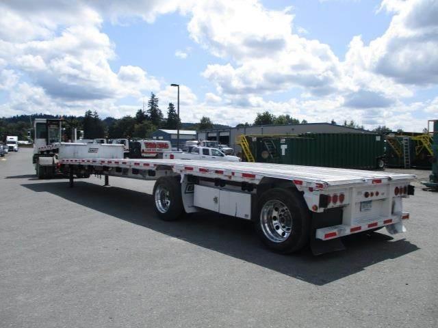 Step Deck Trailer >> 2010 East All Aluminum 48 X 102 Step Deck Drop Deck Trailer