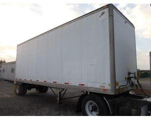 Alloy Trailers SWING DOOR HIGH CUBE DRY VAN Dry Van Trailer