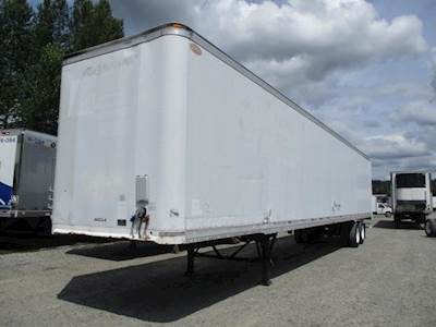 Dry Van Trailers For Sale Trailer Source Inc