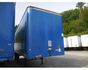 Fruehauf Roll Door Side Door- Dry Van Trailer Dry Van Trailer
