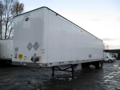 2020 Great Dane 45 ft Dry Van Trailer - Swing Door, Air Ride