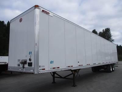 2011 Great Dane COMPOSITE PLATE AIR RIDE ALUMINUM ROOF DRY VAN Dry Van Trailer