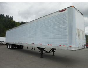 Great Dane Classic- Swing Door- Air Ride Dry Van- with Thermo King Unit Dry Van Trailer