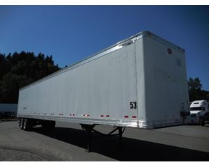 Great Dane Roll Door Air Ride Postal Spec Dry Van Dry Van Trailer