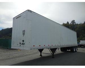 Hyundai Roll Door Postal Spec Dry Van Dry Van Trailer