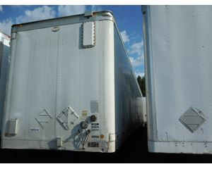 Lufkin Dry Van Trailer