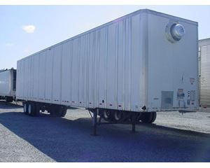 Monon High cube - Plate van - break room!! Dry Van Trailer