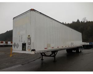 Monon Swing Door Insulated Dry Van Dry Van Trailer