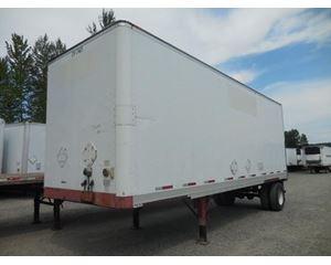ROAD SYSTEMS Roll door dry vans Dry Van Trailer