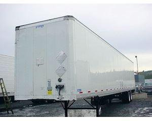 Stoughton Air Ride Logistics Van Dry Van Trailer