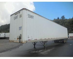 Stoughton Roll Door Postal Spec Dry Van Dry Van Trailer