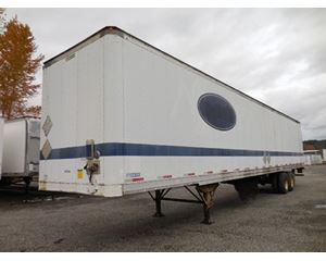 Stoughton Swing Door- Air Ride Dry Van Dry Van Trailer